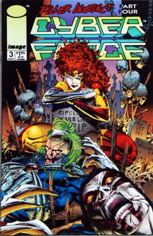 IMAGE CYBER FORCE no:3