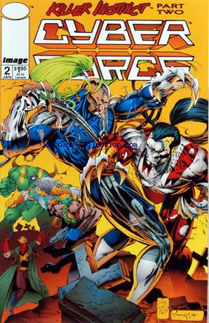 IMAGE CYBER FORCE no:2