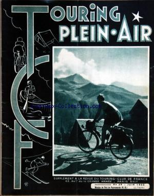 TOURING PLEIN AIR no:39 01/06/1950