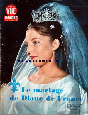 POINT DE VUE IMAGES DU MONDE no:632 22/07/1960