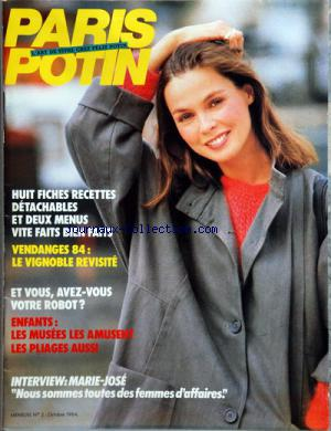 PARIS POTIN no:2 01/10/1984