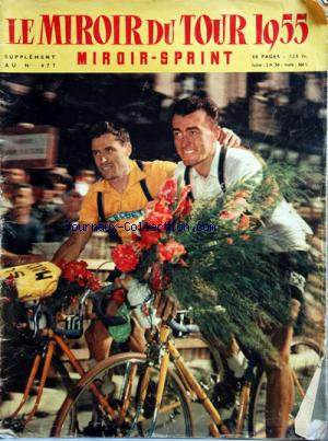 MIROIR SPRINT no:477 BIS 01/01/1955