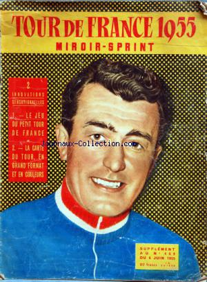 MIROIR SPRINT no:469 BIS 06/06/1955