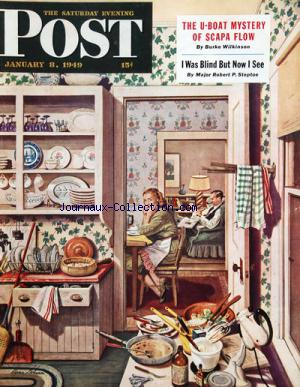SATURDAY EVENING POST (THE) no: 08/01/1949