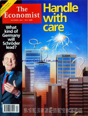 ECONOMIST (THE) no: 03/10/1998