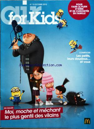 AIR FOR KIDS no:13 01/10/2010