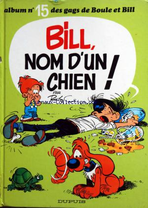 BOULE ET BILL no:15