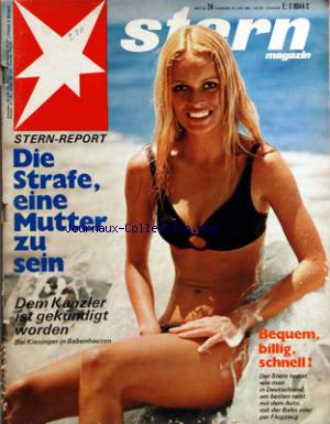 STERN MAGASIN no:24 15/06/1969