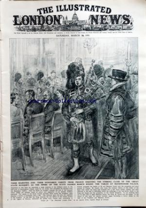 ILLUSTRATED LONDON NEWS (THE) no: 18/03/1950