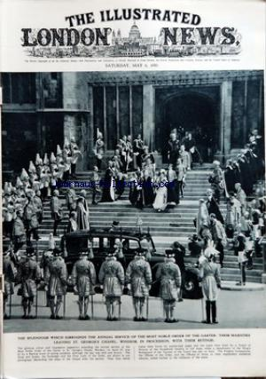 ILLUSTRATED LONDON NEWS (THE) no: 06/05/1950