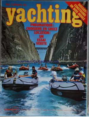 YACHTING no:188 01/08/1978