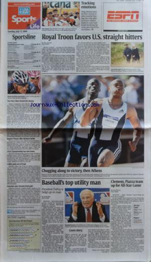 USA TODAY no: 13/07/2004