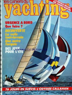 YACHTING no:235 01/07/1982