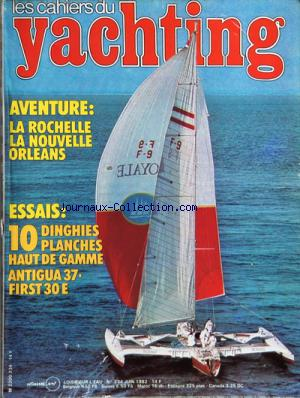 YACHTING no:234 01/06/1982