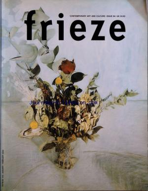 FRIEZE no:64 01/01/2002