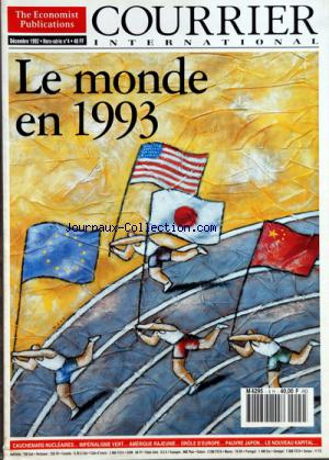 COURRIER INTERNATIONAL no:4 01/12/1992