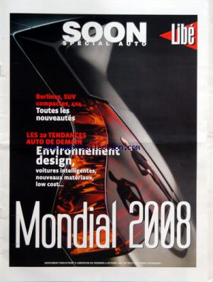 SOON SPECIAL AUTO LIBE no:8526 BIS 03/10/2008