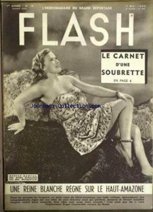 FLASH no:16 11/05/1950