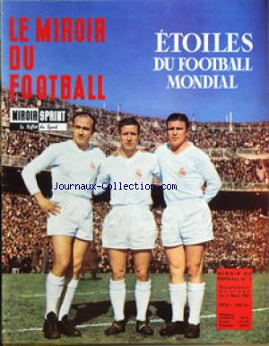 MIROIR DU FOOTBALL (LE) no:2 02/03/1959