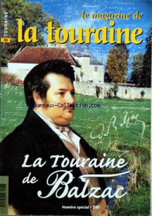 MAGAZINE DE LA TOURAINE (LE) no:HS