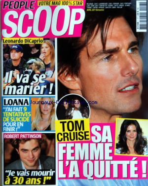 SCOOP PEOPLE no:7 01/04/2011