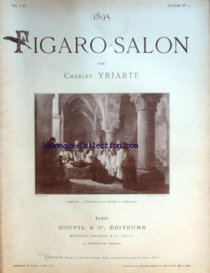 FIGARO SALON no:5 05/06/1895
