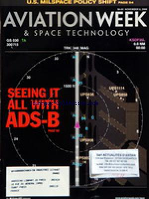 AVIATION WEEK AND SPACE TECHNOLOGY no: 06/11/2006