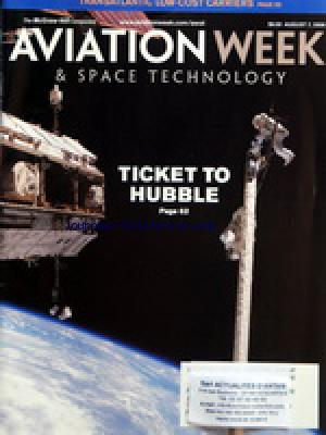 AVIATION WEEK AND SPACE TECHNOLOGY no: 07/08/2006