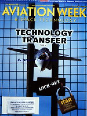AVIATION WEEK AND SPACE TECHNOLOGY no: 17/07/2006