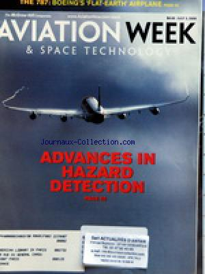 AVIATION WEEK AND SPACE TECHNOLOGY no: 03/07/2006