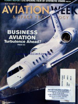 AVIATION WEEK AND SPACE TECHNOLOGY no: 16/10/2006