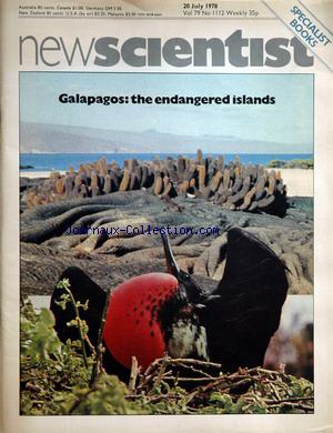 NEWSCIENTIST no:1112 20/07/1978