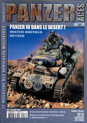 PANZER ACES no:3 01/08/2005