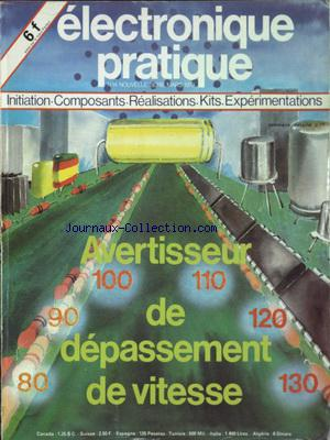 ELECTRONIQUE PRATIQUE no:14 01/03/1979