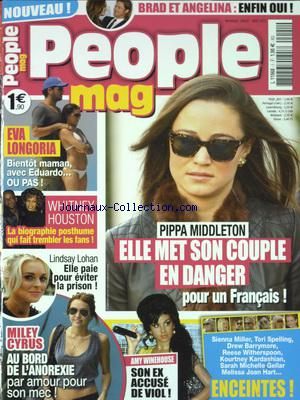 PEOPLE MAG no:1 01/07/2012