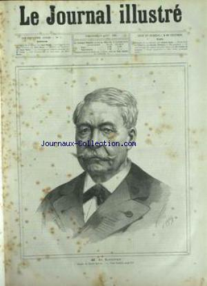 JOURNAL ILLUSTRE (LE) no:33 13/08/1882