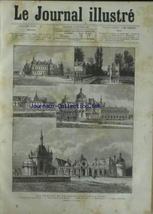 JOURNAL ILLUSTRE (LE) no:7 11/02/1883