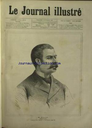 JOURNAL ILLUSTRE (LE) no:36 02/09/1883