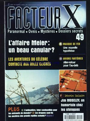 FACTEUR X no:49