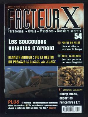 FACTEUR X no:54