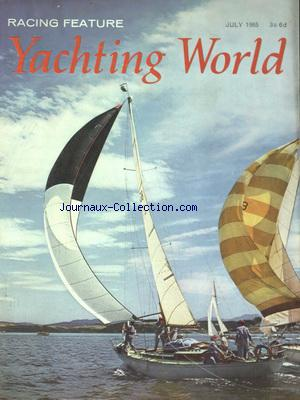 YACHTING WORLD no:2678 01/07/1965