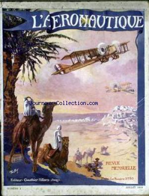 AERONAUTIQUE (L') no:2 01/07/1919