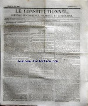 Constitutionnel (le) no:143 22/05/1828
