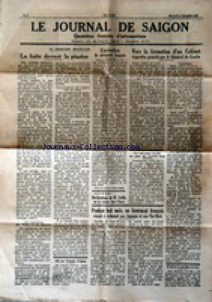 JOURNAL DE SAIGON (LE) no:44 21/11/1945