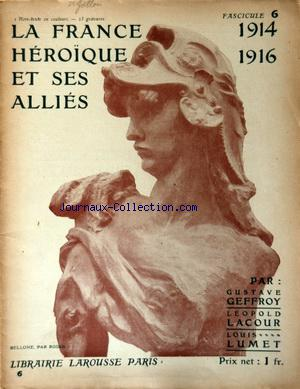 FRANCE HEROIQUE ET SES ALLIES (LA) no:6
