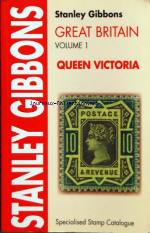 SPECIALISED STAMP CATALOGUE no:1