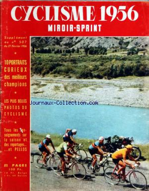 MIROIR SPRINT no:507 BIS 27/02/1956