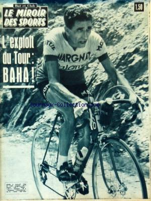 MIROIR DES SPORTS (LE) no:1029 09/07/1964