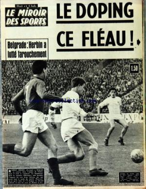 MIROIR DES SPORTS (LE) no:1071 20/04/1965