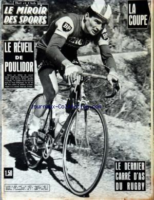 MIROIR DES SPORTS (LE) no:1073 03/05/1965
